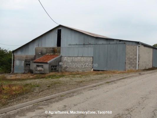 Hangar b timent annonces agriaffaires - Vide hangar materiel agricole occasion ...