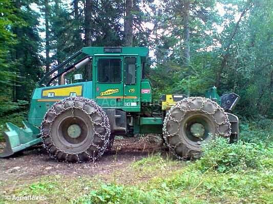 materiel forestier agriaffaire