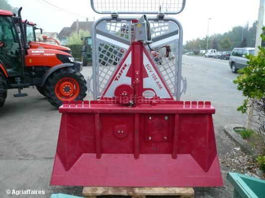 treuil forestier hydraulique a vendre